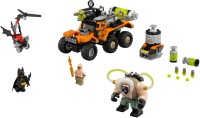 Фото - Конструктор Lego Bane Toxic Truck Attack 70914