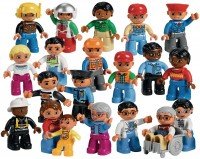 Фото - Конструктор Lego Community People Set 45010