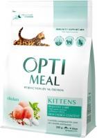 Фото - Корм для кошек Optimeal Kitten Chicken 4 kg