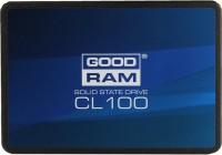 SSD накопитель GOODRAM CL100 SSDPR--120