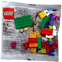 Фото - Конструктор Lego Mini-Kit 9338