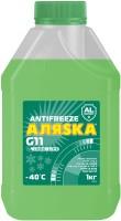 Фото - Охлаждающая жидкость Alaska Long Life Green 1L