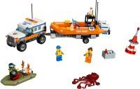 Фото - Конструктор Lego 4x4 Response Unit 60165