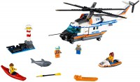 Фото - Конструктор Lego Heavy-Duty Rescue Helicopter 60166