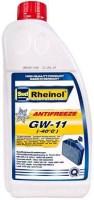Фото - Охлаждающая жидкость Rheinol Antifreeze GW11 Concentrate 1.5L
