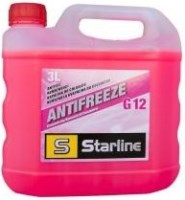 Охлаждающая жидкость StarLine G12 Concentrate 3L