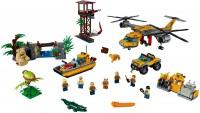 Фото - Конструктор Lego Jungle Air Drop Helicopter 60162