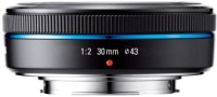 Фото - Объектив Samsung EX-S30NB 30mm f/2.0