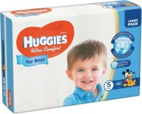 Фото - Подгузники Huggies Ultra Comfort Boy 5 / 42 pcs