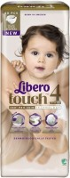 Подгузники Libero Touch Open 4 / 48 pcs