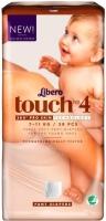 Подгузники Libero Touch Pants 4 / 38 pcs