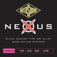 Фото - Струны Rotosound Nexus Bass 45-105