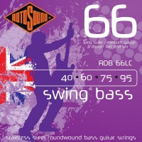 Фото - Струны Rotosound Swing Bass 66 Double End 40-95