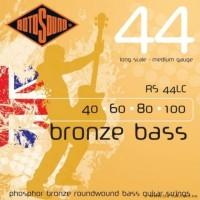 Струны Rotosound Bronze Bass 44 40-100