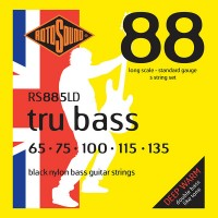 Струны Rotosound Tru Bass 88 65-135