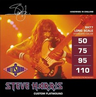 Фото - Струны Rotosound Steve Harris Signature Set 50-110