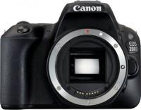 Фото - Фотоаппарат Canon EOS 200D body