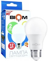 Лампочка Biom BT-511 A60 12W 3000K E27