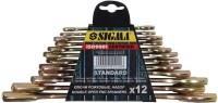 Набор инструментов Sigma 6010301