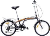 Велосипед Crossride City Folding 20