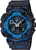Фото - Наручные часы Casio GA-100ST-2A