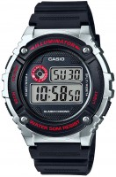 Фото - Наручные часы Casio W-216H-1C