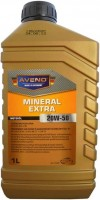 Моторное масло Aveno Mineral Extr​a 20W-50 1L