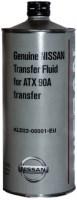 Трансмиссионное масло Nissan Transfer Fluid ATX90A 1L