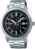 Фото - Наручные часы Casio MTP-E128D-1A