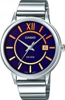 Фото - Наручные часы Casio MTP-E134D-2B