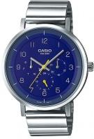 Фото - Наручные часы Casio MTP-E314D-2B