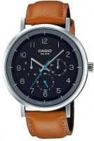 Фото - Наручные часы Casio MTP-E314L-1B