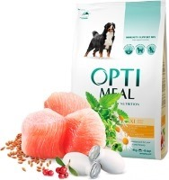 Фото - Корм для собак Optimeal Adult Maxi Beed Chicken 1.5 kg