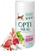 Фото - Корм для кошек Optimeal Adult Sensitive with Lamb 0.3 kg