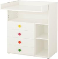 Пеленальный столик IKEA Stuva Folya