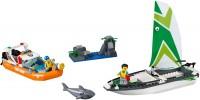 Фото - Конструктор Lego Sailboat Rescue 60168