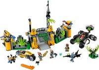 Фото - Конструктор Lego Lavertus Outland Base 70134