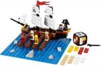 Фото - Конструктор Lego Pirate Plank 3848