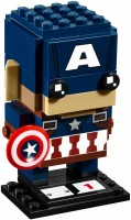 Фото - Конструктор Lego Captain America 41589