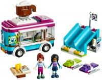 Фото - Конструктор Lego Snow Resort Hot Chocolate Van 41319