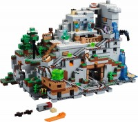 Фото - Конструктор Lego The Mountain Cave 21137