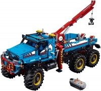 Фото - Конструктор Lego 6x6 All Terrain Tow Truck 42070