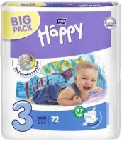 Фото - Подгузники Bella Baby Happy Midi 3 / 72 pcs