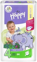 Фото - Подгузники Bella Baby Happy Maxi 4 / 66 pcs