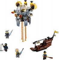Фото - Конструктор Lego Flying Jelly Sub 70610