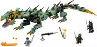 Конструктор Lego Green Ninja Mech Dragon 70612