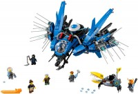 Фото - Конструктор Lego Lightning Jet 70614