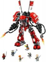 Фото - Конструктор Lego Fire Mech 70615