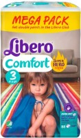 Фото - Подгузники Libero Comfort Hero Collection 3 / 88 pcs