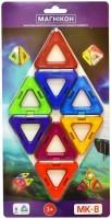Конструктор Magnikon Triangle 8 Pieces MK-8